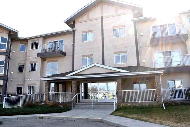 43 Westlake Circle #202, Strathmore, AB T1P 1T6 (#C4295411) :: Calgary Homefinders