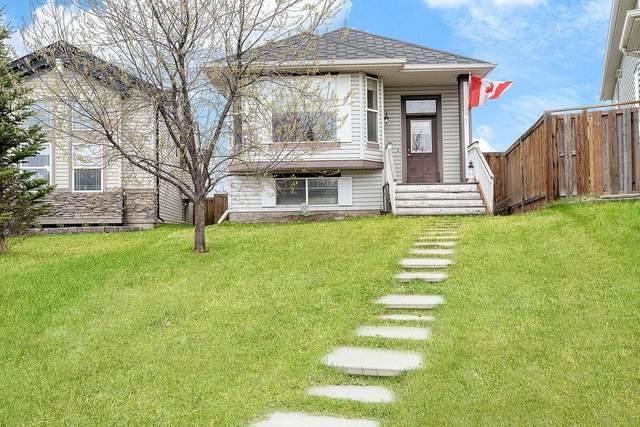 117 Covehaven Road NE, Calgary, AB T3K 5W7 (#C4295472) :: The Cliff Stevenson Group