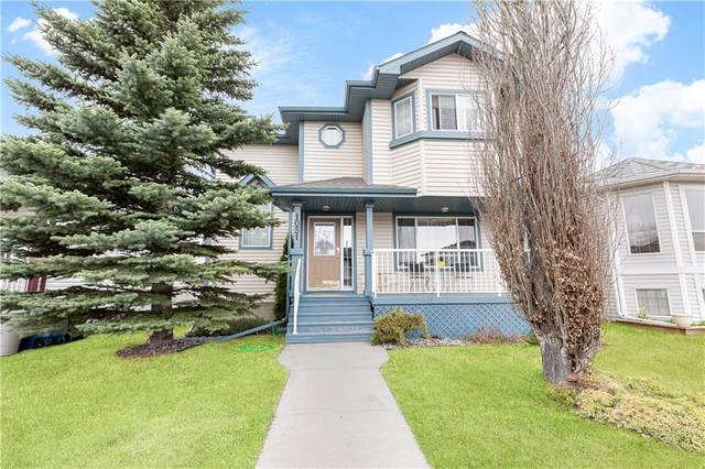 1051 Creek Springs Rise NW, Airdrie, AB T4B 2V5 (#C4295537) :: Redline Real Estate Group Inc
