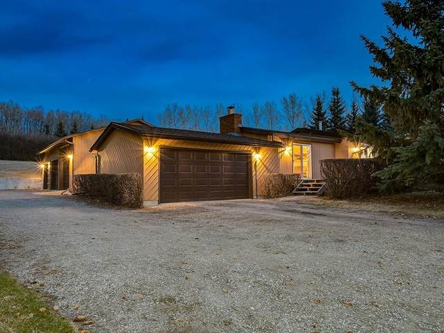 242120 White Post Lane W, Rural Foothills County, AB T1S 3K3 (#C4295609) :: Calgary Homefinders