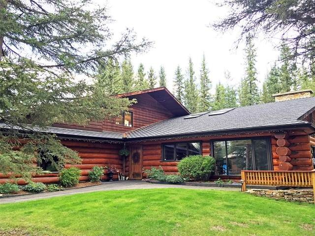 7 Manyhorses Crescent, Redwood Meadows, AB T3Z 1A2 (#C4295651) :: Canmore & Banff