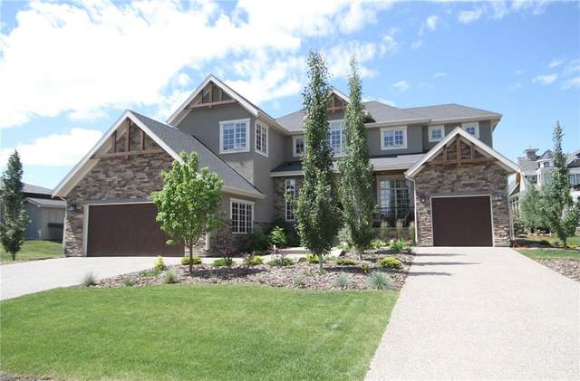 23 Watermark Road, Rural Rocky View County, AB T3L 0C9 (#C4295676) :: Calgary Homefinders