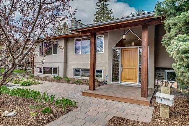1407 St Andrews Place NW, Calgary, AB T2N 3Y4 (#C4295694) :: The Cliff Stevenson Group