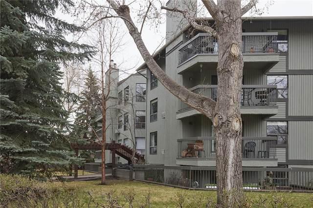 626 24 Avenue SW #203, Calgary, AB T2S 0K6 (#C4295782) :: Calgary Homefinders