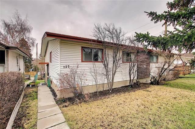 127 Holland Street NW, Calgary, AB T2K 2E8 (#C4295879) :: Redline Real Estate Group Inc