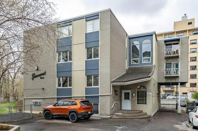 101 25 Avenue SW #15, Calgary, AB T2S 0K8 (#C4295904) :: Calgary Homefinders