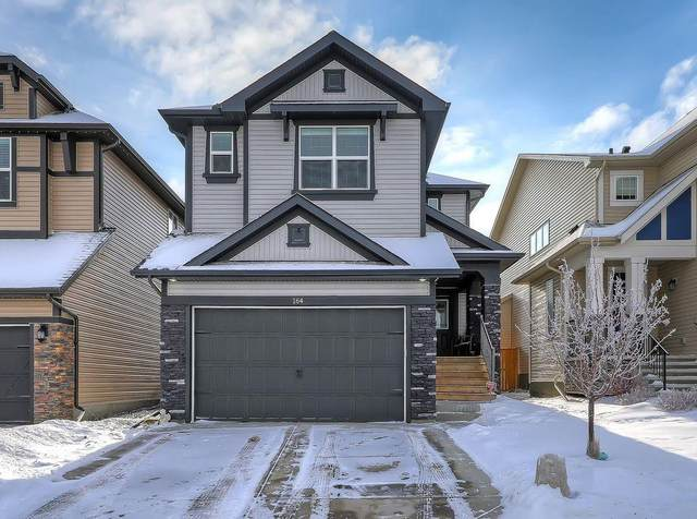 164 Hillcrest Drive SW, Airdrie, AB T4B 4B1 (#C4295938) :: Calgary Homefinders