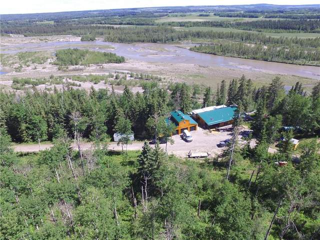 342042  Range Road 44, Rural Clearwater County, AB T0M 1X0 (#C4295944) :: The Cliff Stevenson Group