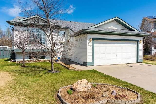 22 West Terrace Close, Cochrane, AB T4C 1R2 (#C4295949) :: Calgary Homefinders
