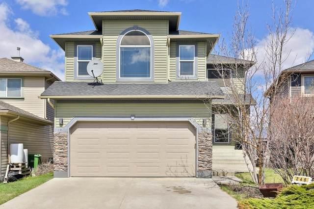 245 Citadel Crest Green NW, Calgary, AB T3G 4W3 (#C4295953) :: Calgary Homefinders