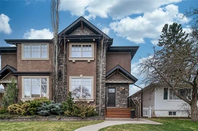 2325 22 Street NW, Calgary, AB T2M 3W5 (#C4295970) :: Calgary Homefinders