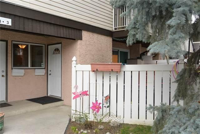 3705 Fonda Way SE #3, Calgary, AB T2A 6G9 (#C4295978) :: Redline Real Estate Group Inc