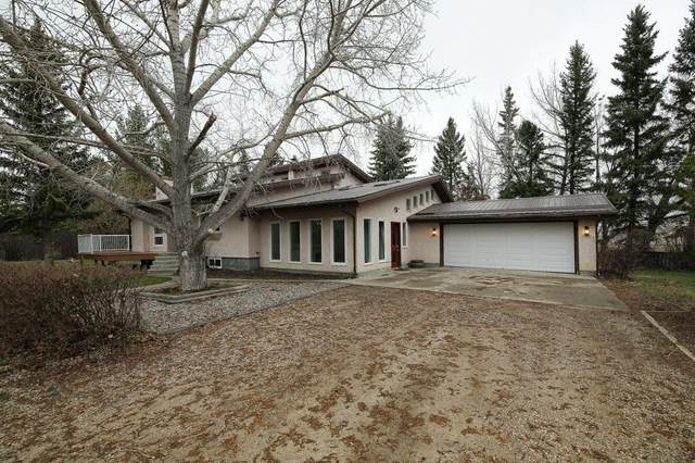 230036 HiWay 583 Hiway 583, Rural Kneehill County, AB T0M 2A0 (#C4295980) :: Canmore & Banff