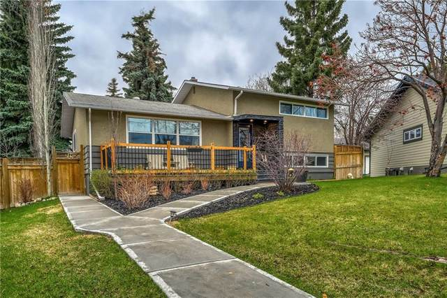 30 Glenway Drive SW, Calgary, AB T3E 4T8 (#C4296006) :: ESTATEVIEW (Real Estate & Property Management)