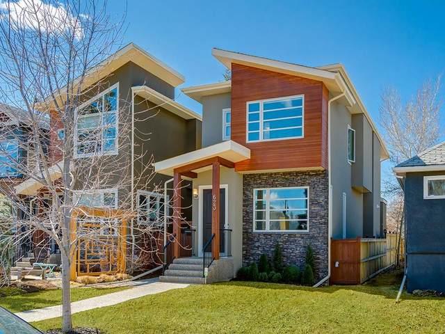 623 16 Street NW, Calgary, AB T2N 2C2 (#C4296019) :: Calgary Homefinders