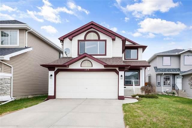 109 Citadel Crest Circle NW, Calgary, AB T3G 4G3 (#C4296041) :: Calgary Homefinders