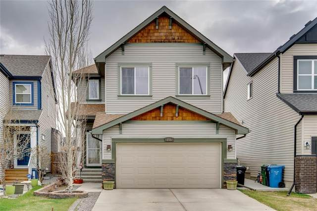 275 Copperpond Circle SE, Calgary, AB T2Z 0R1 (#C4296042) :: The Cliff Stevenson Group