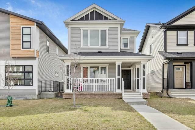 41 Copperpond Avenue SE, Calgary, AB T2Z 5B3 (#C4296043) :: The Cliff Stevenson Group