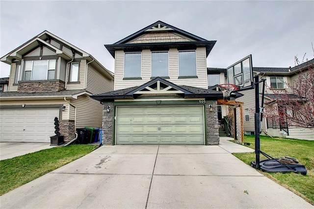 505 Chaparral Drive SE, Calgary, AB T2X 3W2 (#C4296044) :: Redline Real Estate Group Inc