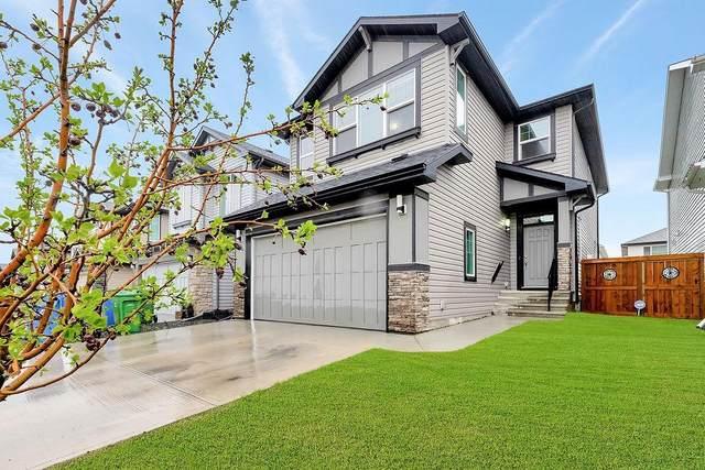 2084 Brightoncrest Green SE, Calgary, AB T2Z 5A3 (#C4296053) :: The Cliff Stevenson Group