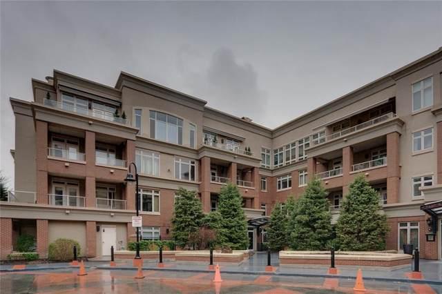 680 Princeton Way SW #103, Calgary, AB T2P 5K2 (#C4296054) :: Calgary Homefinders