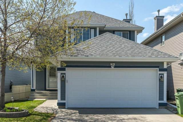 47 Bridlepost Green SW, Calgary, AB T2Y 3X6 (#C4296082) :: The Cliff Stevenson Group