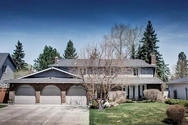 735 Willamette Drive SE, Calgary, AB T2J 2A3 (#C4296091) :: Virtu Real Estate