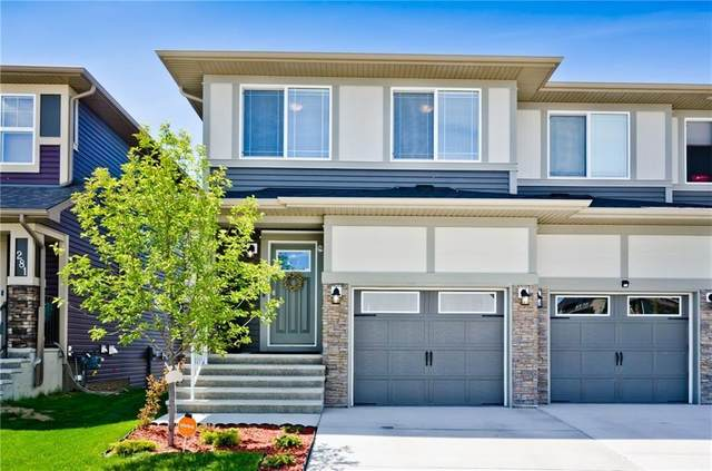 277 Hillcrest Road SW, Airdrie, AB T4B 4K1 (#C4296112) :: Calgary Homefinders