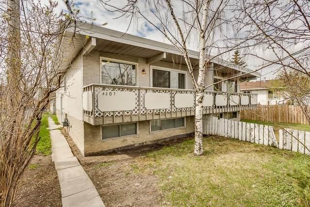 4207 26 Avenue SE, Calgary, AB T2B 0E1 (#C4296119) :: Redline Real Estate Group Inc