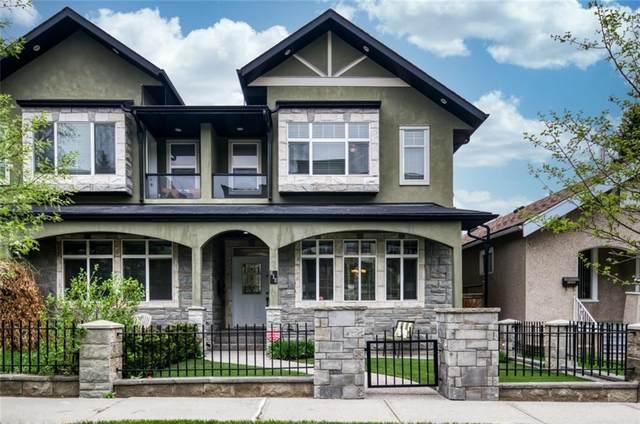 618 17 Avenue NW, Calgary, AB T2M 0N5 (#C4296145) :: The Cliff Stevenson Group