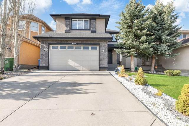 120 Everwillow Green SW, Calgary, AB T2Y 4P1 (#C4296147) :: The Cliff Stevenson Group
