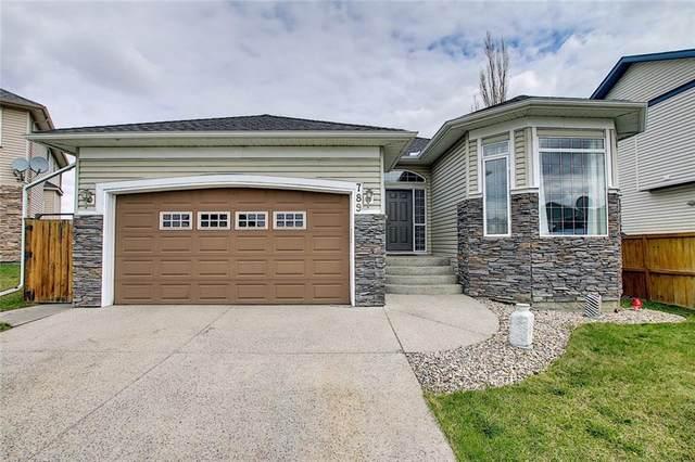 789 Crystal Beach Bay, Chestermere, AB T1X 1J1 (#C4296154) :: Calgary Homefinders