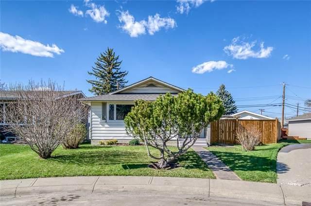 340 Wascana Crescent SE, Calgary, AB T2J 1H5 (#C4296192) :: Redline Real Estate Group Inc
