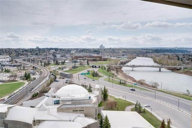 1121 6 Avenue SW #1407, Calgary, AB T2P 5J4 (#C4296228) :: Calgary Homefinders
