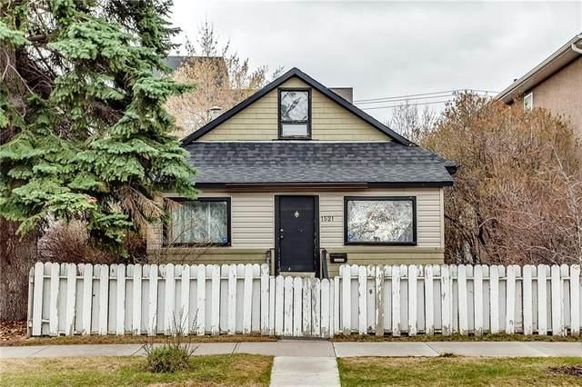 1521 8 Avenue SE, Calgary, AB T2G 0N4 (#C4296229) :: Canmore & Banff