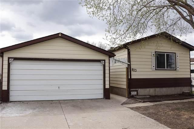 823 Briarwood Road, Strathmore, AB T1P 1E2 (#C4296241) :: Calgary Homefinders