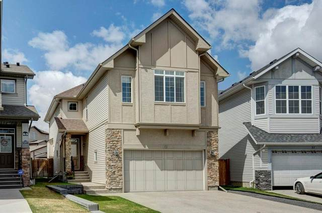 61 Cranberry Garden(S) SE, Calgary, AB T3M 0S1 (#C4296256) :: Virtu Real Estate