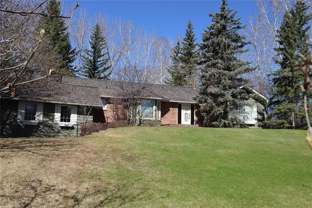 141 Bearspaw Meadows Way NW, Rural Rocky View County, AB T3L 2M3 (#C4296298) :: Calgary Homefinders