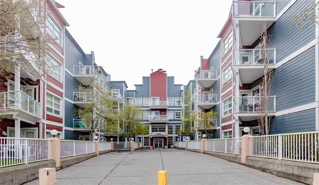 333 Riverfront Avenue SE #339, Calgary, AB T2G 5R1 (#C4296302) :: Redline Real Estate Group Inc