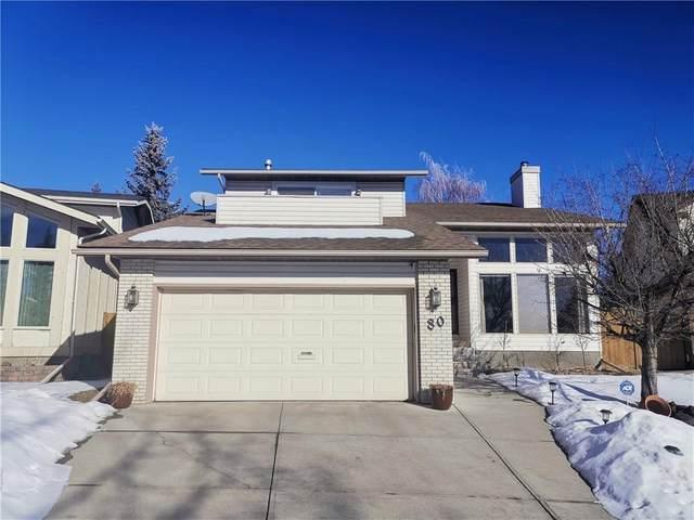 80 Woodbrook Close SW, Calgary, AB T2W 4E9 (#C4296326) :: Redline Real Estate Group Inc