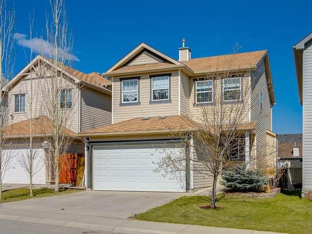 50 Covepark Road NE, Calgary, AB T3K 5X8 (#C4296332) :: The Cliff Stevenson Group
