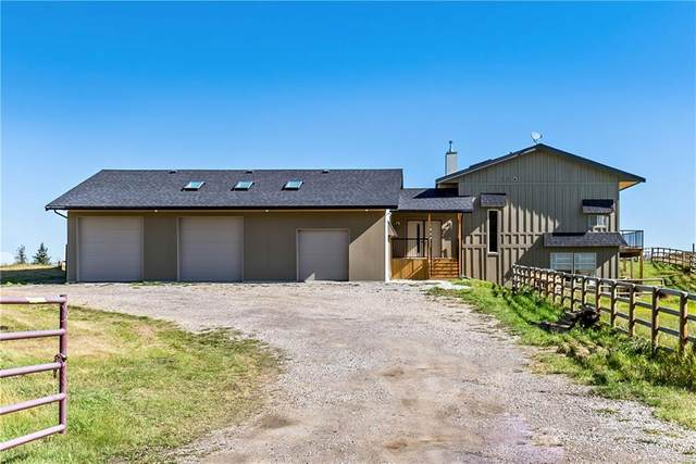 113150 2453 Drive E, Rural Foothills County, AB T1V 1N3 (#C4296333) :: Calgary Homefinders
