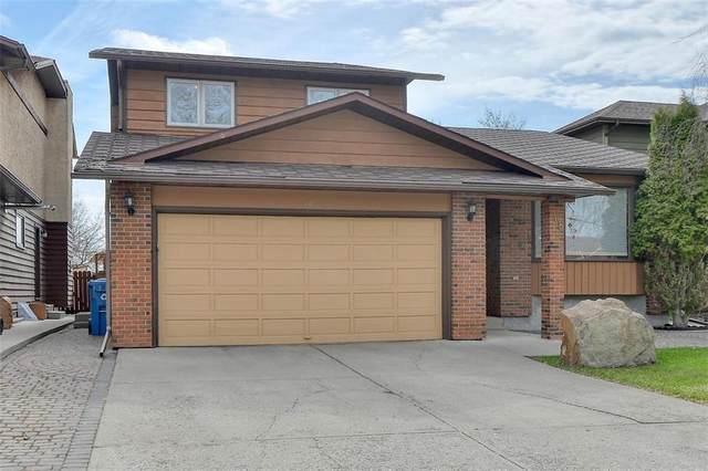 48 Deermoss Crescent SE, Calgary, AB T2J 6P4 (#C4296336) :: The Cliff Stevenson Group