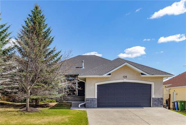 126 West Terrace Place, Cochrane, AB T4C 1S2 (#C4296340) :: The Cliff Stevenson Group