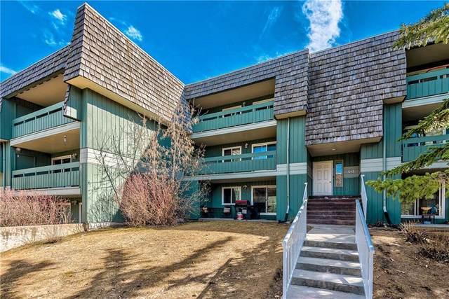 315 Southampton Drive SW #4103, Calgary, AB T2W 2T6 (#C4296349) :: The Cliff Stevenson Group