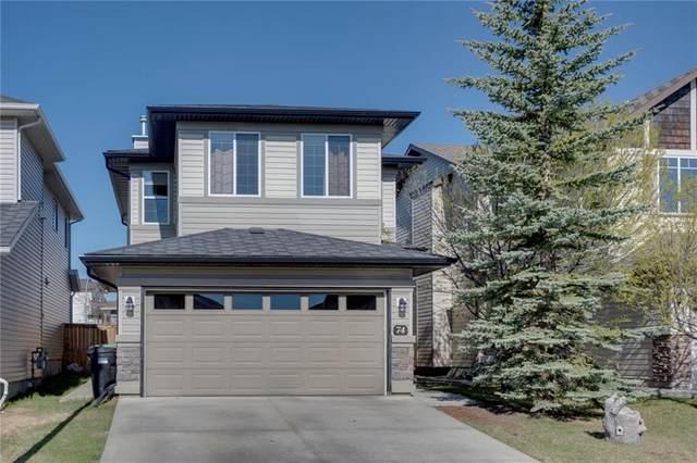 74 Panatella Way NW, Calgary, AB T3K 6C5 (#C4296446) :: Redline Real Estate Group Inc