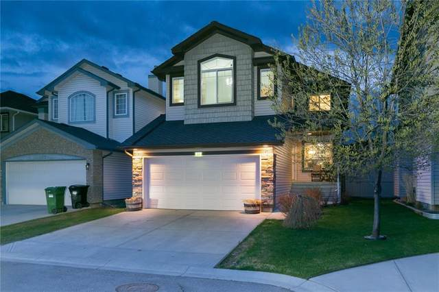 339 Bridlemeadows Common SW, Calgary, AB  (#C4296451) :: The Cliff Stevenson Group