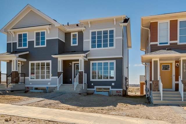 855 Carrington Boulevard NW, Calgary, AB T3P 1L7 (#C4296468) :: Calgary Homefinders