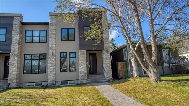 451 22 Avenue NW, Calgary, AB T2M 1N4 (#C4296479) :: The Cliff Stevenson Group