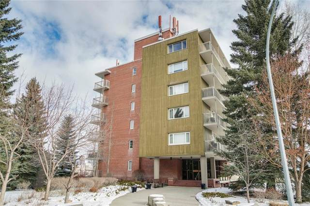 3204 Rideau Place SW 703/704, Calgary, AB T2S 1Z2 (#C4296481) :: Canmore & Banff